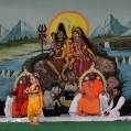 Ganesh Stuti performed by UKG class student Pihu.